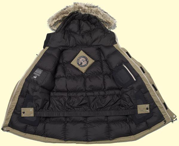 canada goose jakke rens