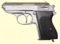 Walther PPK - #1277/NQ