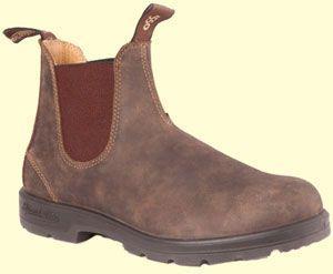 Lækker Blundstone 585 - Rustic Brown OS-72