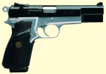 Browning High Power Pratical