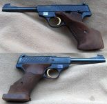 FN Browning 150 .22lr. Tynd pibe/let model.