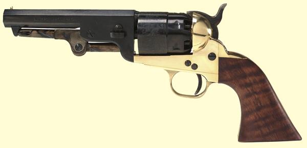 Colt 1851 Reb Nord Navy Sheriff