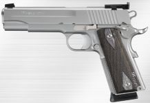 1911 STAINLESS TARGET, 45ACP