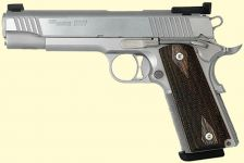 1911 Traditional Match Elite Stainless, 9 mm.