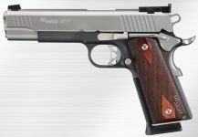 1911 TRADITIONAL MATCH ELITE TWOTONE, 45ACP