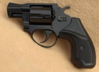 Smith & Wesson M.38 Cheif Special. Blåneret finish.