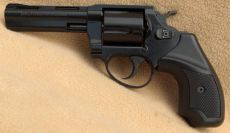Smith & Wesson M.38 Special. Blåneret finish.