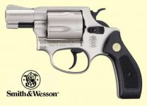 Smith & Wesson Chief`s Special. Nikkel finish.