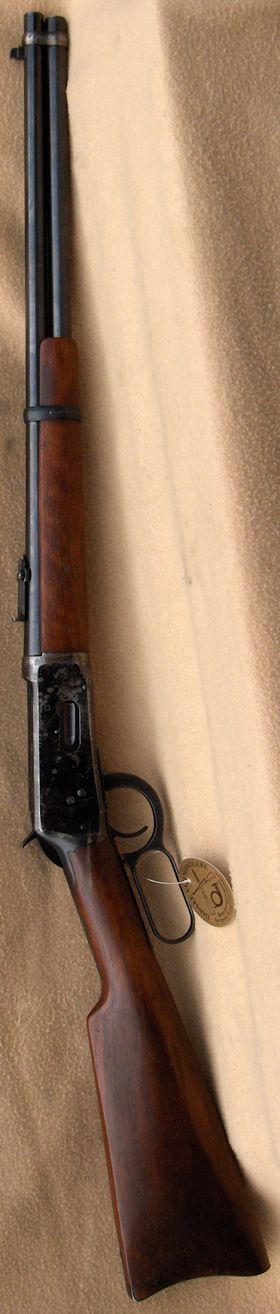 Winchester M  94,  30 WCF eller 30-30 Win