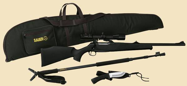 Sauer 202 Extreme pack